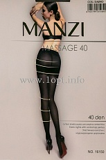 MANZI Massage 40Den